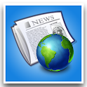 World News Reader icon