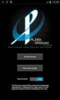 Screenshot of PLANe ANalyzer Trial