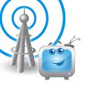 Antenna tájoló icon