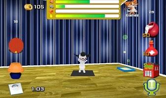 Screenshot of Pet talking dog 3d