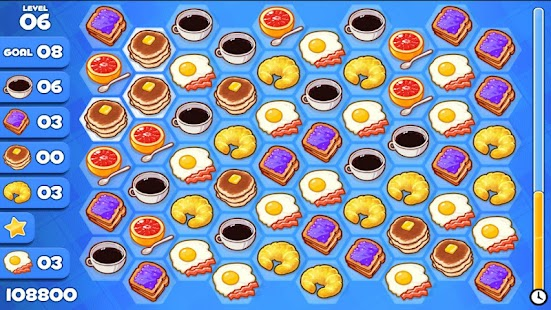 Breakfast Swipe HD FREE - screenshot thumbnail