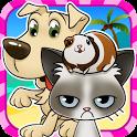 Pet Paradise Story- Matching 3 icon