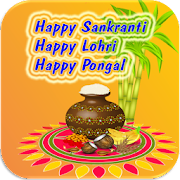Sankranti pongal lohri 2018 apps on google play sankranti pongal lohri 2018 m4hsunfo