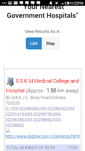 KMES-Kolkata Medical Emergency screenshot 7