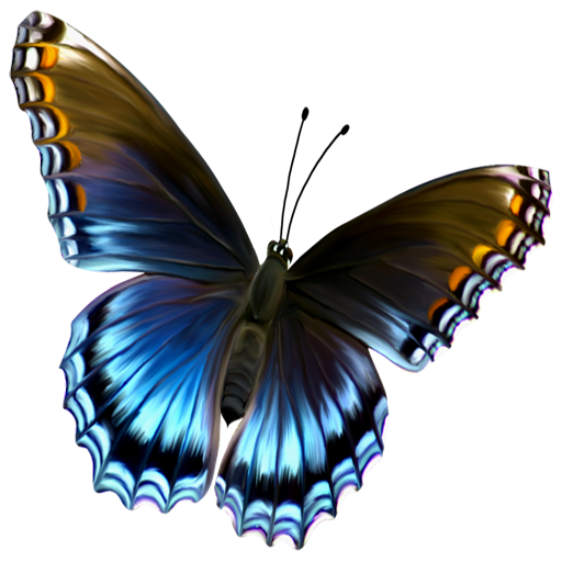 Butterfly Live Wallpaper LOGO-APP點子