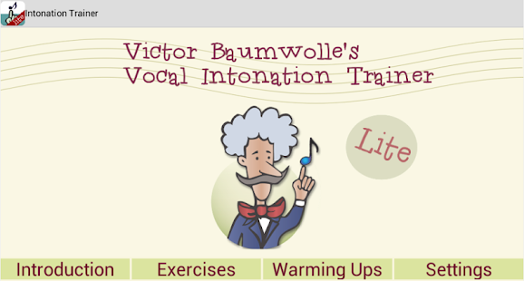 Vocal Trainer - Singing Better- screenshot thumbnail