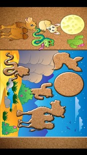 Kids Learning Puzzle - Deluxe- screenshot thumbnail