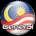 Malaysia General logo