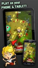 Zombie Minesweeper Screenshot 2