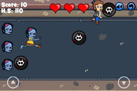 I'm a Zombie apk screenshot