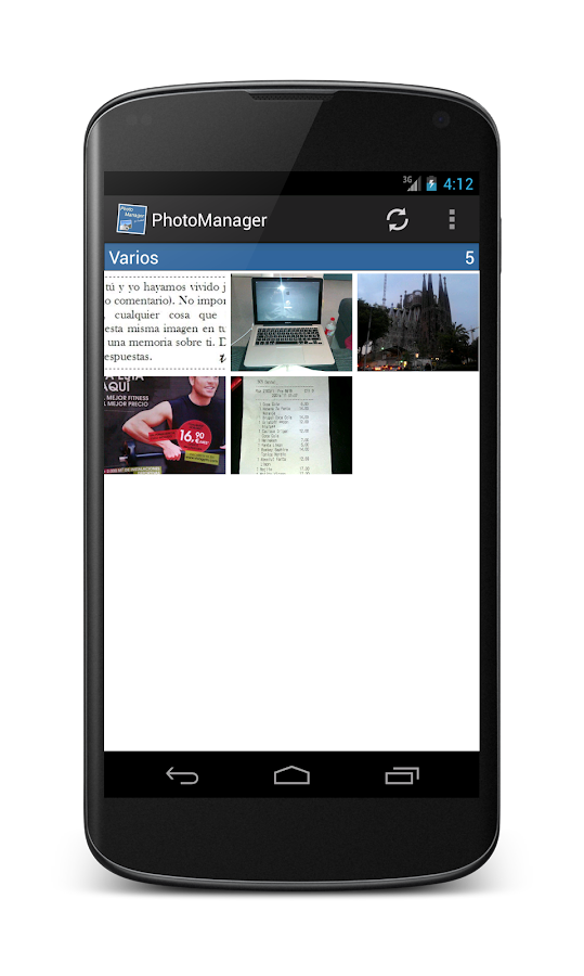 Photo Manager for Facebook- screenshot