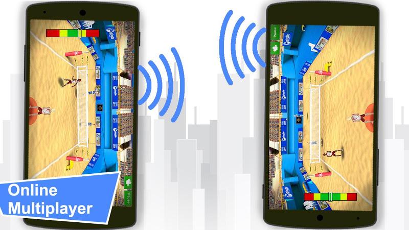 Volleyball Champions 3D Screenshot 2