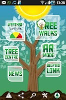 Screenshot of Country Parks Tree Walks