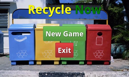 Educational Kids Recycling - screenshot thumbnail
