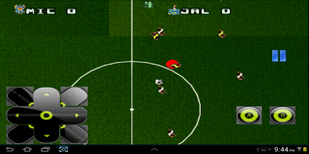 Mexican Soccer - screenshot thumbnail