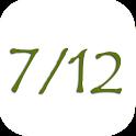 Online 7/12 icon