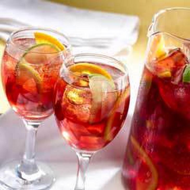 Sparkling Sangria Tea Recipe