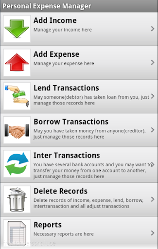 Personal Expense Manager Pro
