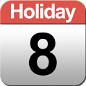 US Holiday Calendar icon