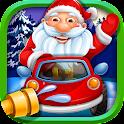 Christmas Santa's Sleigh Salon icon
