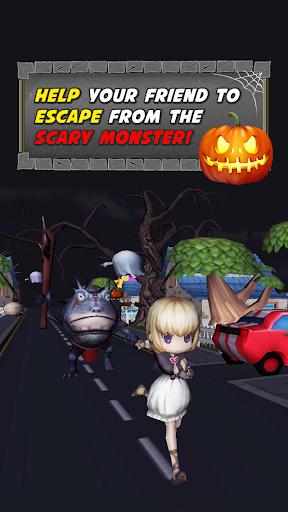 Midnight Spooky Runner