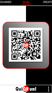 QR code scanner & creator PRO- screenshot thumbnail