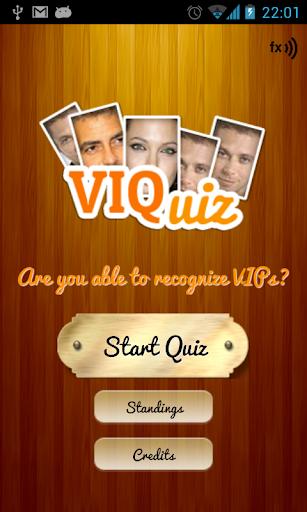 Il Quiz dei personaggi famosi