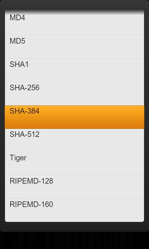 Hash Decrypt- screenshot