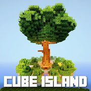 Game Cube Island : Craft Mode APK for Windows Phone