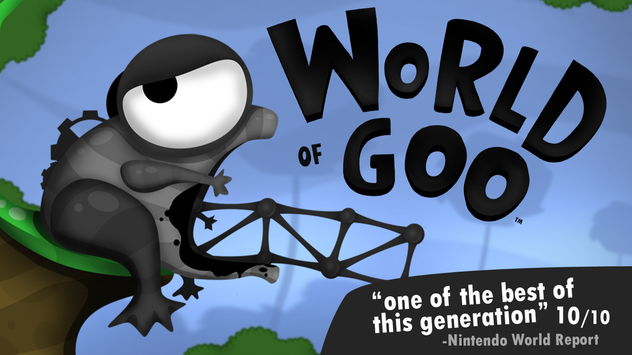World of Goo Demo- screenshot