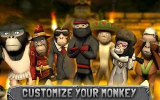 Screenshot of Battle Monkeys Multiplayer