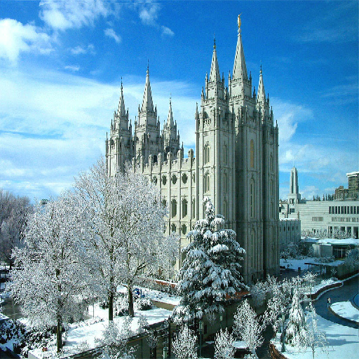 LDS Mormon Temple Pack 12
