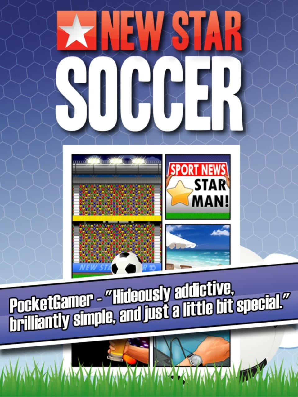 New Star Soccer screenshot #9