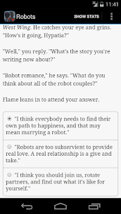 Choice of Robots 5