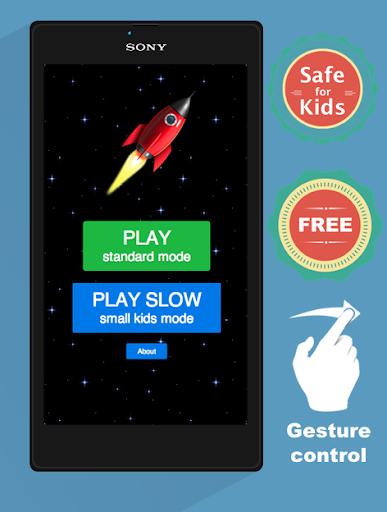 空间乐趣 - 为孩子们免费游戏