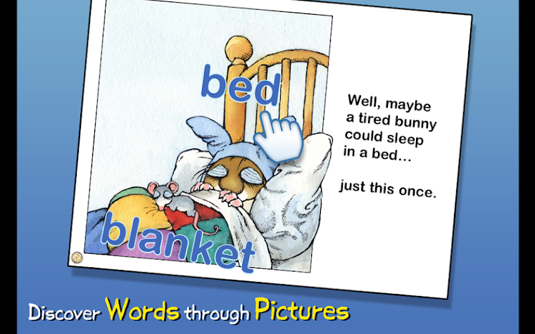 Just Go to Bed -Little Critter Screenshot