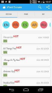 iFont Donate v5.9.8.2 [Patched] APK is Here ! 1