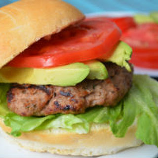 Ranch Turkey Burgers.