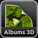 GT Photo Albums 3D icon