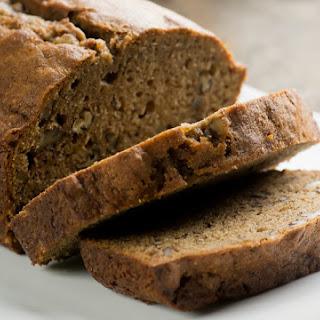 Coffee Walnut Banana Bread Recipe