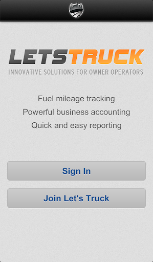 Let's Truck