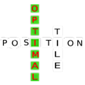 Optimal tile position