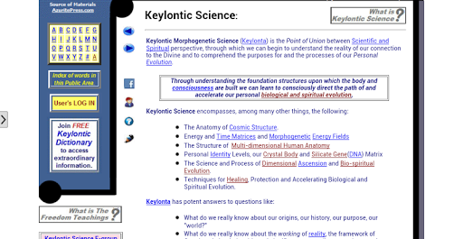 Keylontic Science
