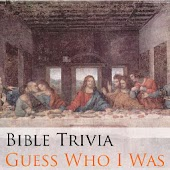Bible Trivia - Guess My Name