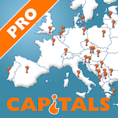 Countries Capitals Quiz PRO