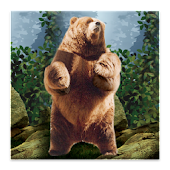 Dancing Bear Live Wallpaper