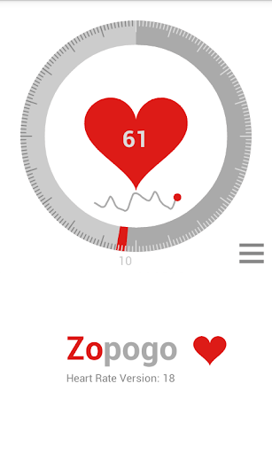 Heart Rate Pulse Monitor