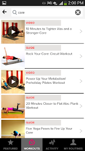 POPSUGAR Active- screenshot thumbnail