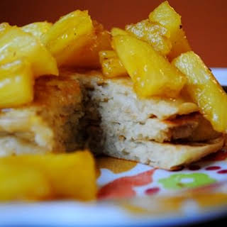 Pineapple Upside Down Pancakes.