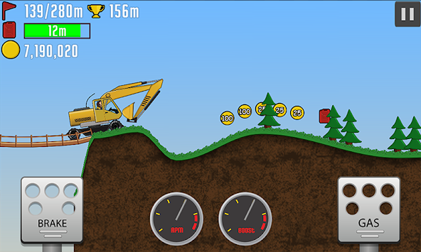 Hill Racing PvP APK screenshot thumbnail 2